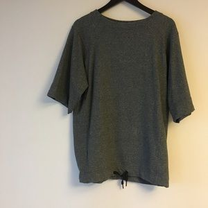 Lululemon oversized tunic top
